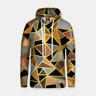 Thumbnail image of Geometric Shapes Hoodie, Live Heroes
