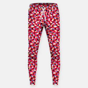 Thumbnail image of Funky pebbles in red Sweatpants, Live Heroes
