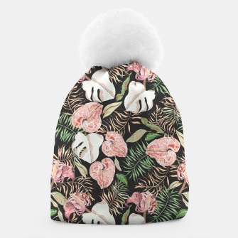 Miniaturka Wild bloom jungle dark Gorro, Live Heroes
