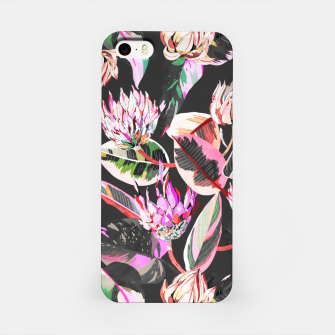 Thumbnail image of Dark colorful bohemian bloom Carcasa por Iphone, Live Heroes