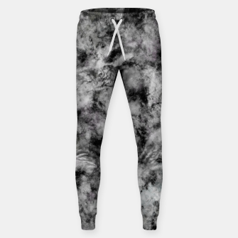 Thumbnail image of Stone grey angel Sweatpants, Live Heroes