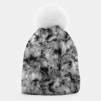 Thumbnail image of Stone grey angel Beanie, Live Heroes