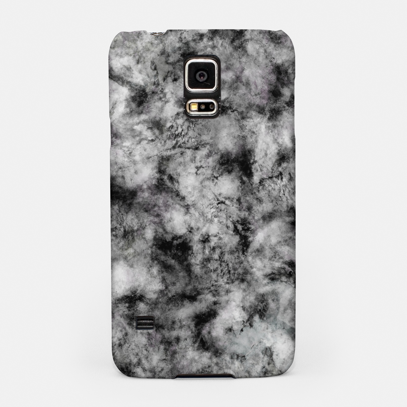 Image of Stone grey angel Samsung Case - Live Heroes