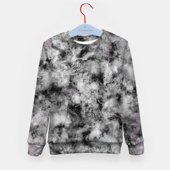 Thumbnail image of Stone grey angel Kid's sweater, Live Heroes