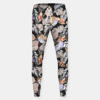 Thumbnail image of Dark colorful bohemian bloom 2 Pantalones de chándal , Live Heroes