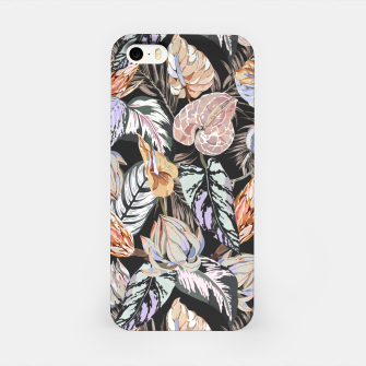 Thumbnail image of Dark colorful bohemian bloom 2 Carcasa por Iphone, Live Heroes