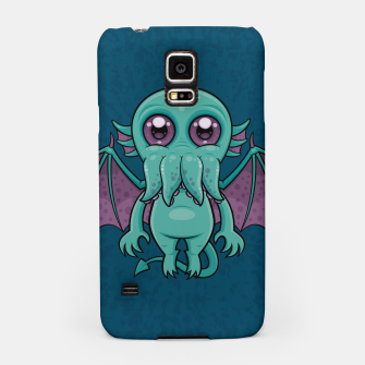 Thumbnail image of Cute Baby Cthulhu Monster Samsung Case, Live Heroes