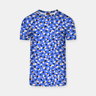 Thumbnail image of Funky pebbles in blue T-shirt, Live Heroes