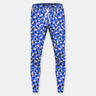 Thumbnail image of Funky pebbles in blue Sweatpants, Live Heroes