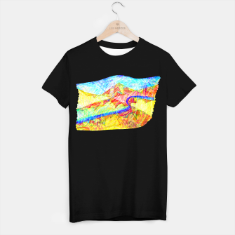 Thumbnail image of Landscape T-shirt regular, Live Heroes