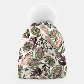 Miniaturka Botanical leaves jungle Gorro, Live Heroes