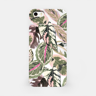 Miniaturka Botanical leaves jungle Carcasa por Iphone, Live Heroes
