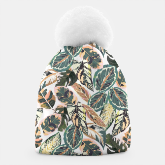 Miniaturka Botanical leaves jungle 2 Gorro, Live Heroes