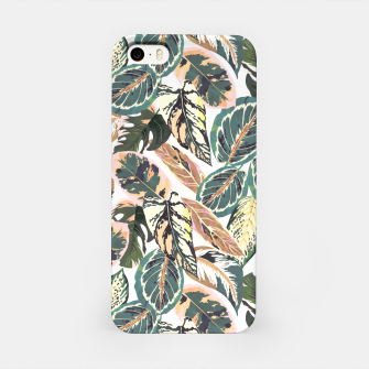 Miniaturka Botanical leaves jungle 2 Carcasa por Iphone, Live Heroes