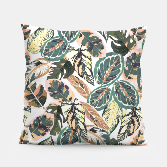 Miniaturka Botanical leaves jungle 2 Almohada, Live Heroes