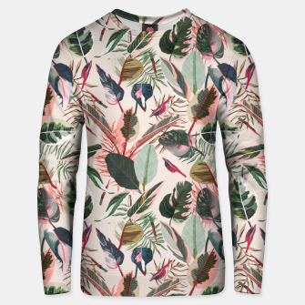 Thumbnail image of Wild nature jungle 90 Sudadera unisex, Live Heroes