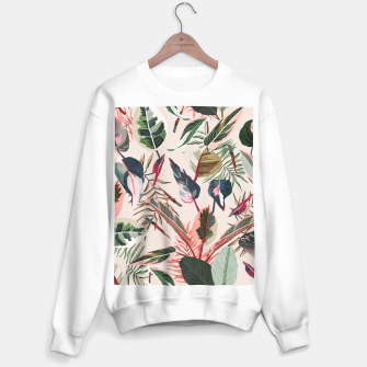 Miniatur Wild nature jungle 90 Sudadera regular, Live Heroes