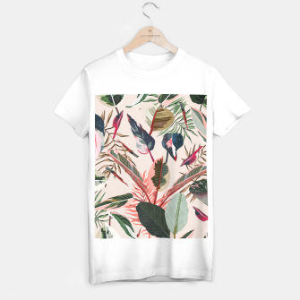 Miniatur Wild nature jungle 90 Camiseta Regular, Live Heroes