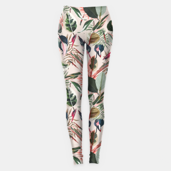 Thumbnail image of Wild nature jungle 90 Leggings, Live Heroes