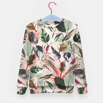 Thumbnail image of Wild nature jungle 90 Sudadera para niños, Live Heroes