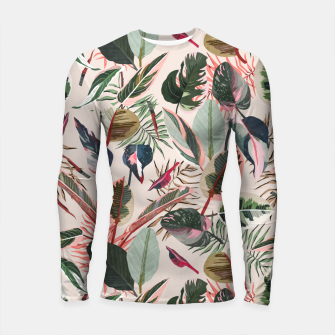 Thumbnail image of Wild nature jungle 90 Longsleeve rashguard, Live Heroes