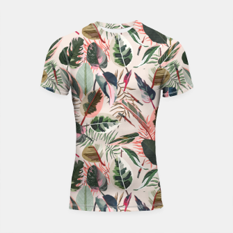 Thumbnail image of Wild nature jungle 90 Shortsleeve rashguard, Live Heroes