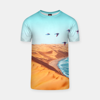 Thumbnail image of Desert Birds T-shirt, Live Heroes