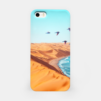 Thumbnail image of Desert Birds iPhone Case, Live Heroes