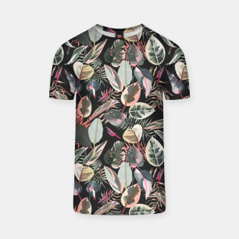 Miniatur Wild nature jungle 95 Camiseta, Live Heroes