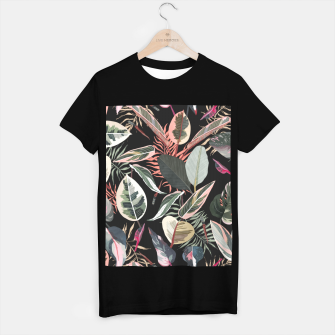 Miniatur Wild nature jungle 95 Camiseta Regular, Live Heroes