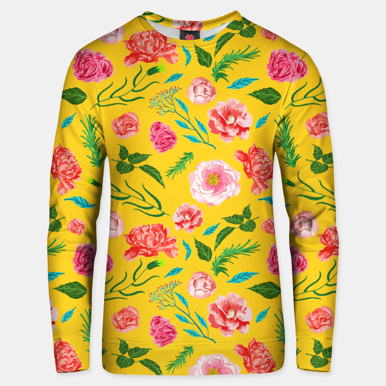 Image of New Summer Unisex sweater - Live Heroes