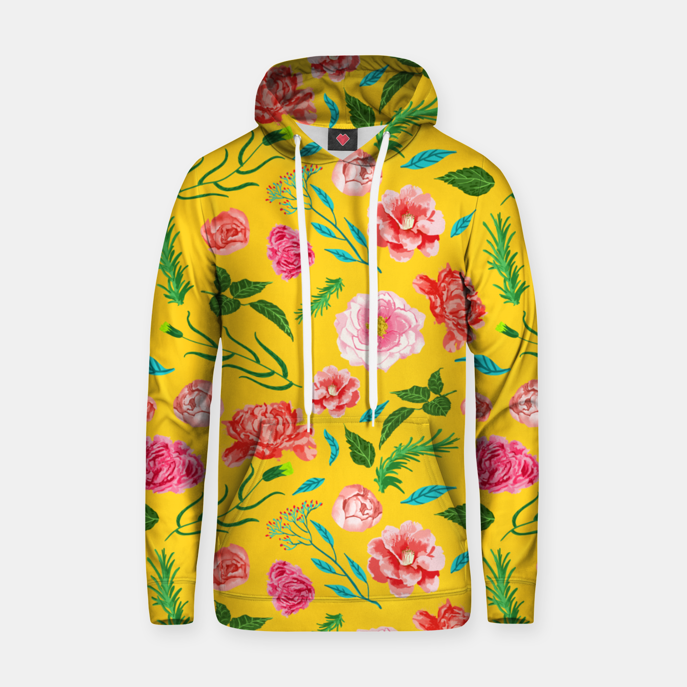 Image of New Summer Hoodie - Live Heroes