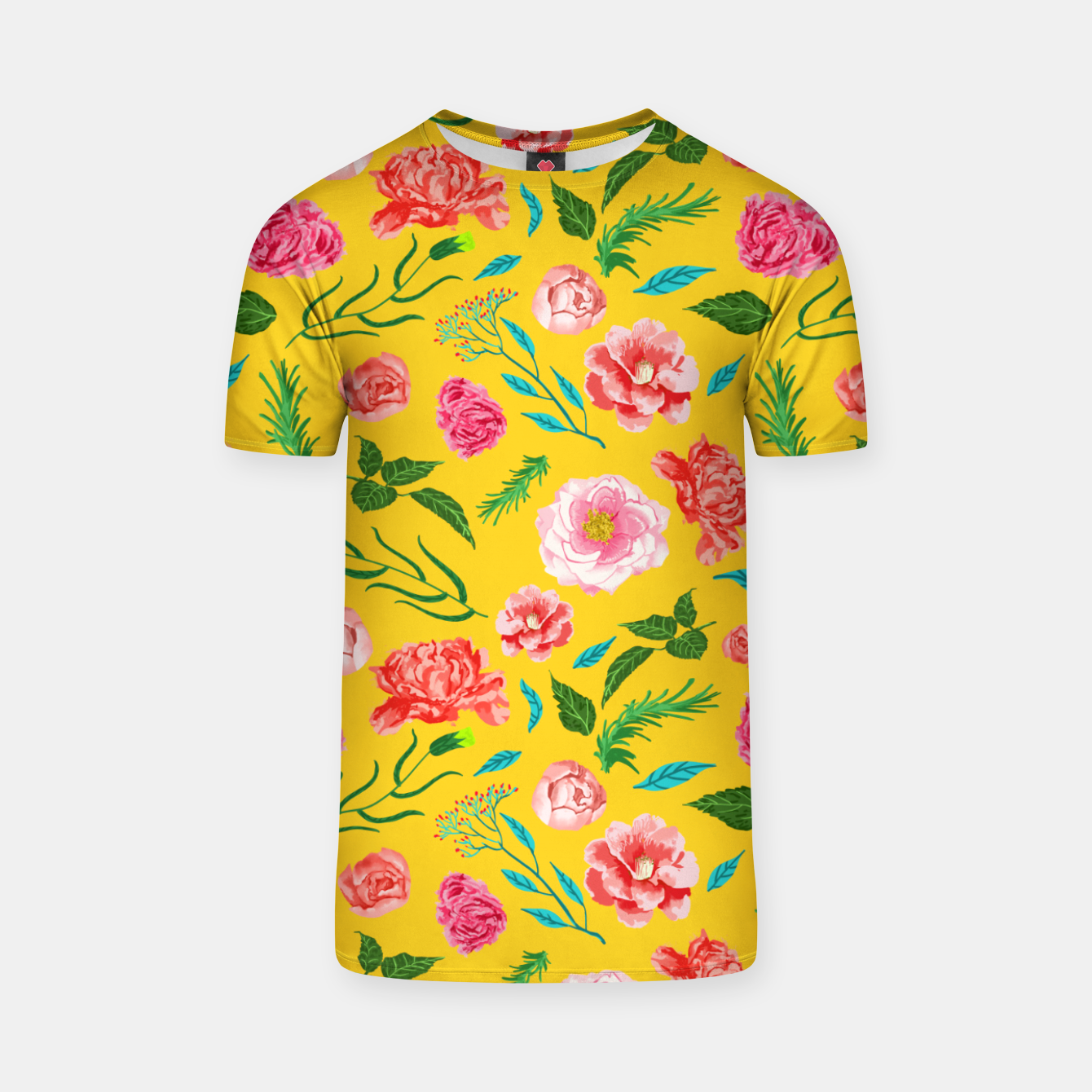 Image of New Summer T-shirt - Live Heroes