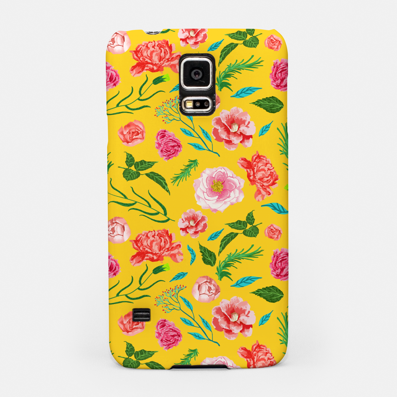 Image of New Summer Samsung Case - Live Heroes