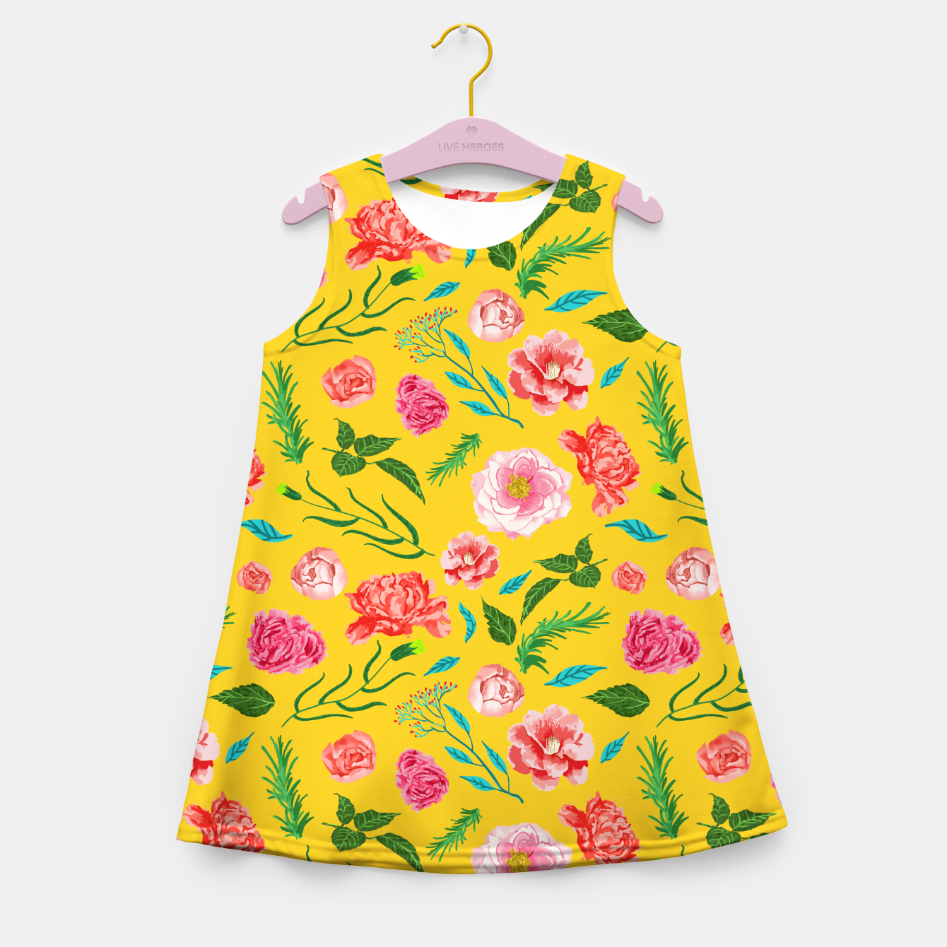 Image of New Summer Girl's summer dress - Live Heroes