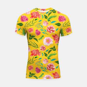 Thumbnail image of New Summer Shortsleeve rashguard, Live Heroes