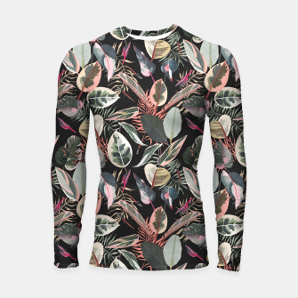 Thumbnail image of Wild nature jungle 95 Longsleeve rashguard, Live Heroes