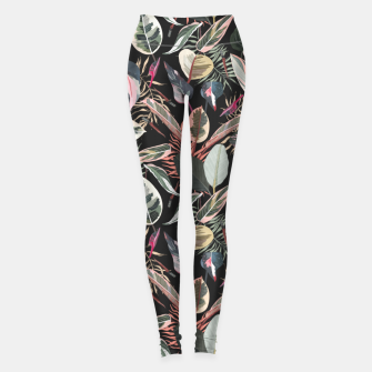 Miniatur Wild nature jungle 95 Leggings, Live Heroes