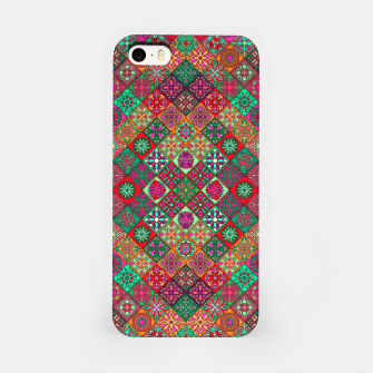 Thumbnail image of Traditional Floral Boho Moroccan Pattern Style iPhone Case, Live Heroes