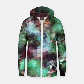 Thumbnail image of Changeable Zip up hoodie, Live Heroes