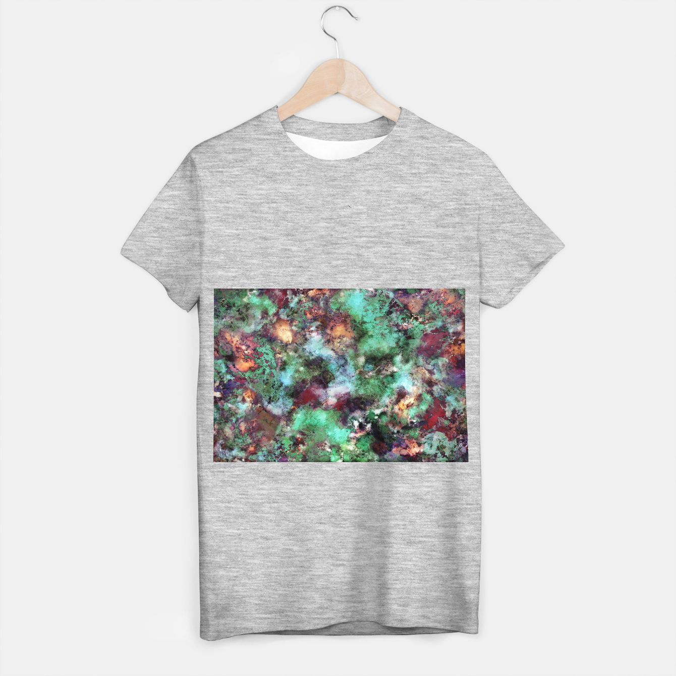 Image of Changeable T-shirt regular - Live Heroes