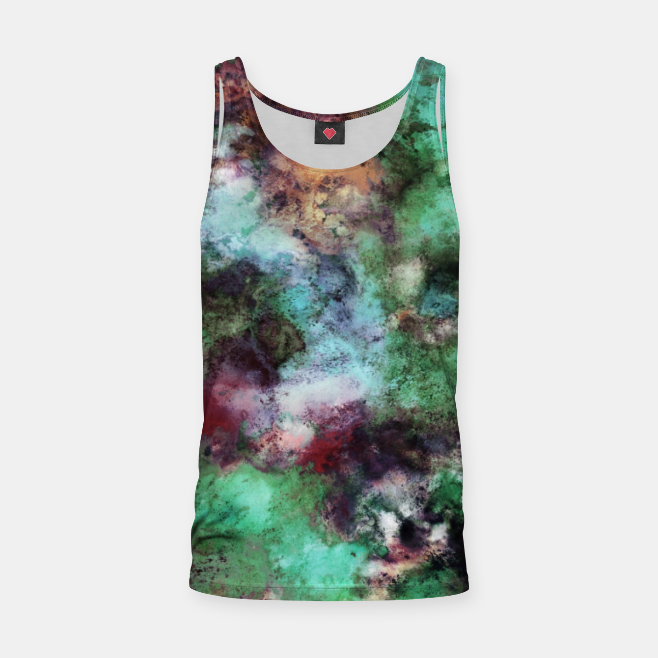 Image of Changeable Tank Top - Live Heroes