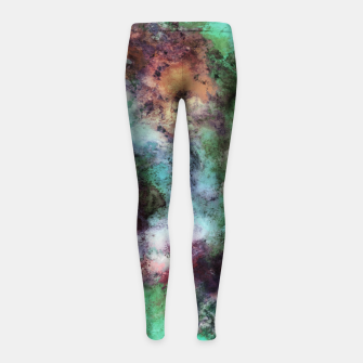 Thumbnail image of Changeable Girl's leggings, Live Heroes
