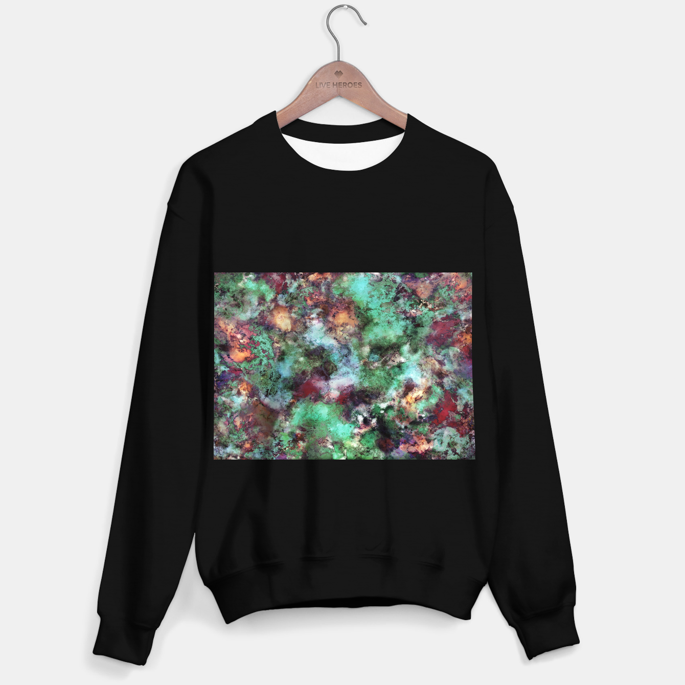 Image of Changeable Sweater regular - Live Heroes