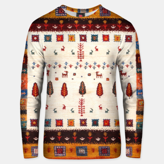 Miniatur Autumn Anthropologie Traditional Moroccan Style  Unisex sweater, Live Heroes