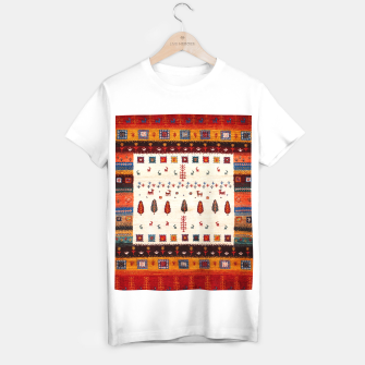 Miniatur Autumn Anthropologie Traditional Moroccan Style  T-shirt regular, Live Heroes