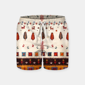 Miniatur Autumn Anthropologie Traditional Moroccan Style  Swim Shorts, Live Heroes