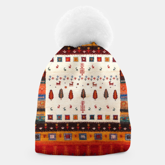 Miniatur Autumn Anthropologie Traditional Moroccan Style  Beanie, Live Heroes