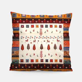 Miniatur Autumn Anthropologie Traditional Moroccan Style  Pillow, Live Heroes
