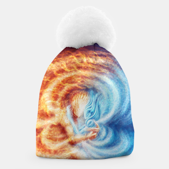 Fire and Ice Czapka Bild der Miniatur